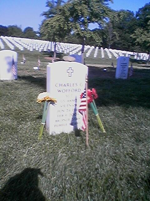 Gordon grave
