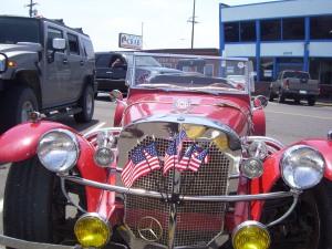 Americana car